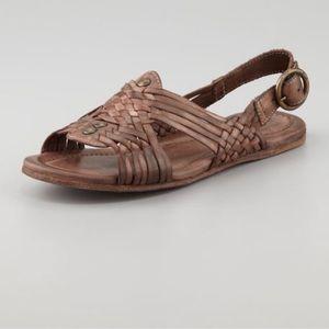 Frye Jacey Huarache Slingback Sandals